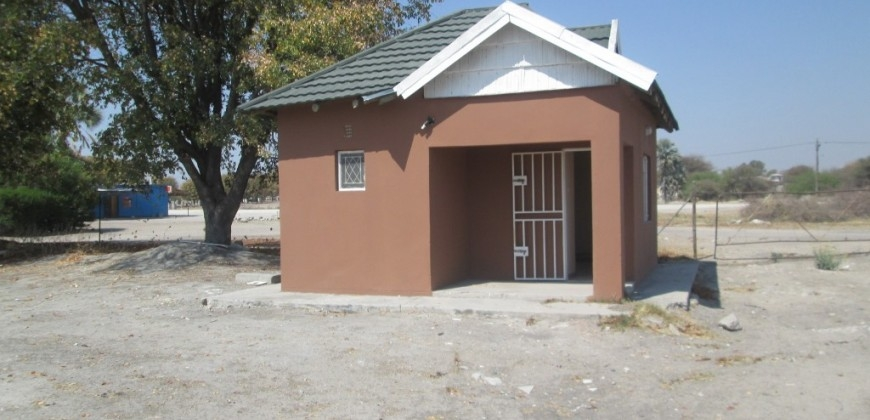 Guesthouse Plot Okavango Properties Botswana Real